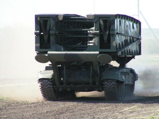 Танковый мостоукладчик мту 90м