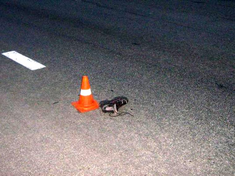 беззвучному сбил пешехода в дороничах наступало время