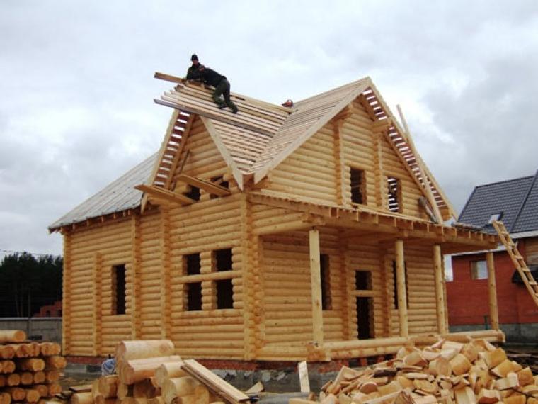 Постройка дома постройка деревянного дома
