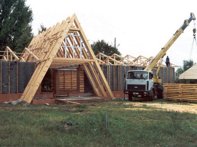 Построить дом своими руками проекты фото недорого