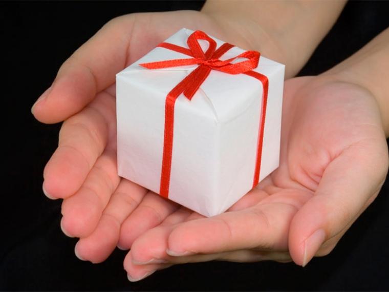 Как получить подарок из другой страны 45
