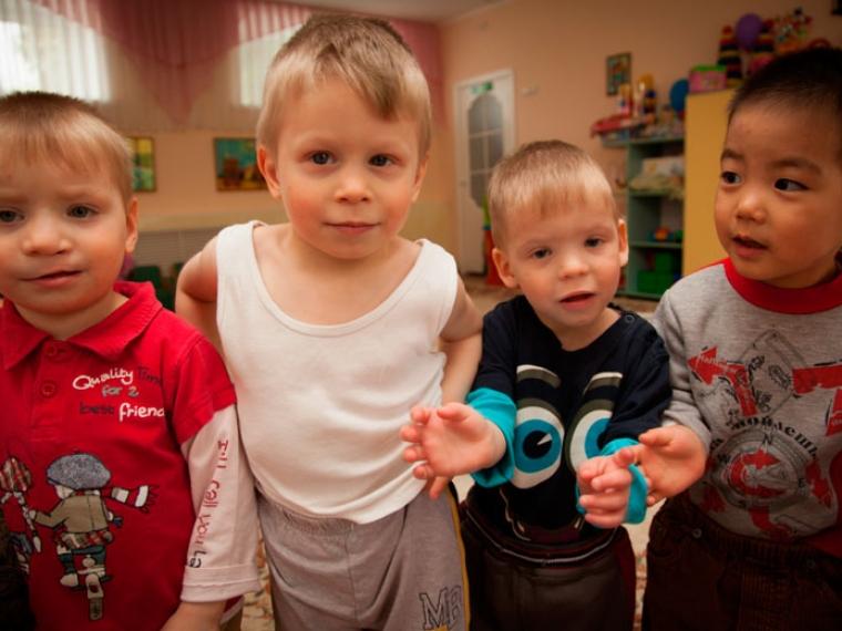 Дом ребенка в омске фото