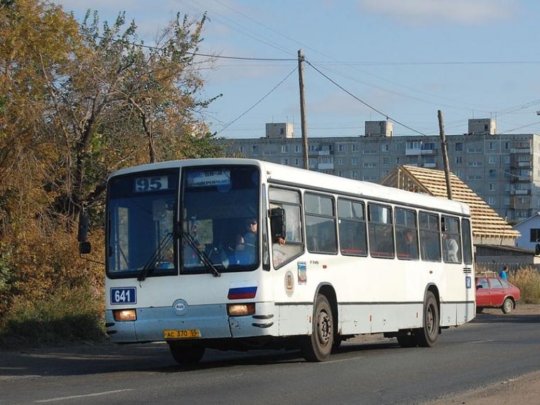 маршрута в Омске