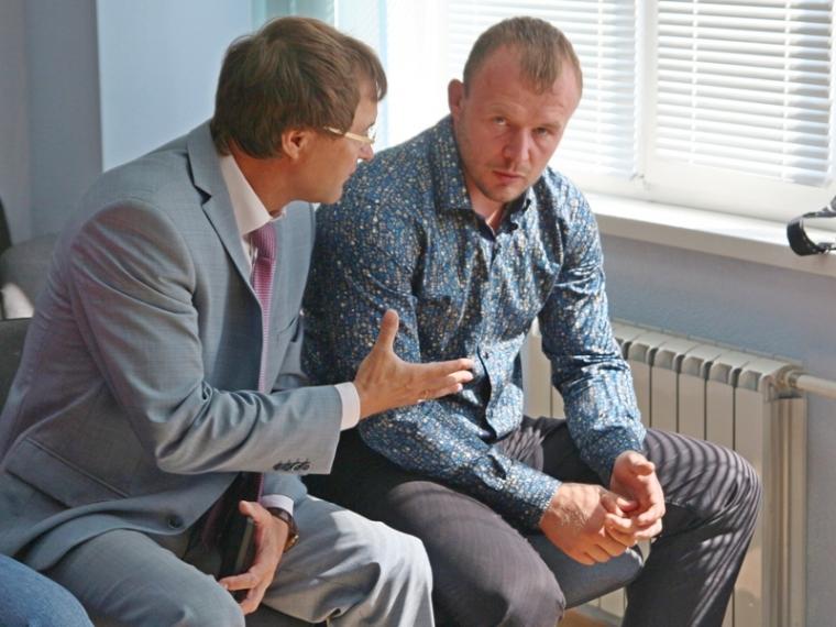 Русского бойца смешанного стиля Шлеменко дисквалифицировали задопинг