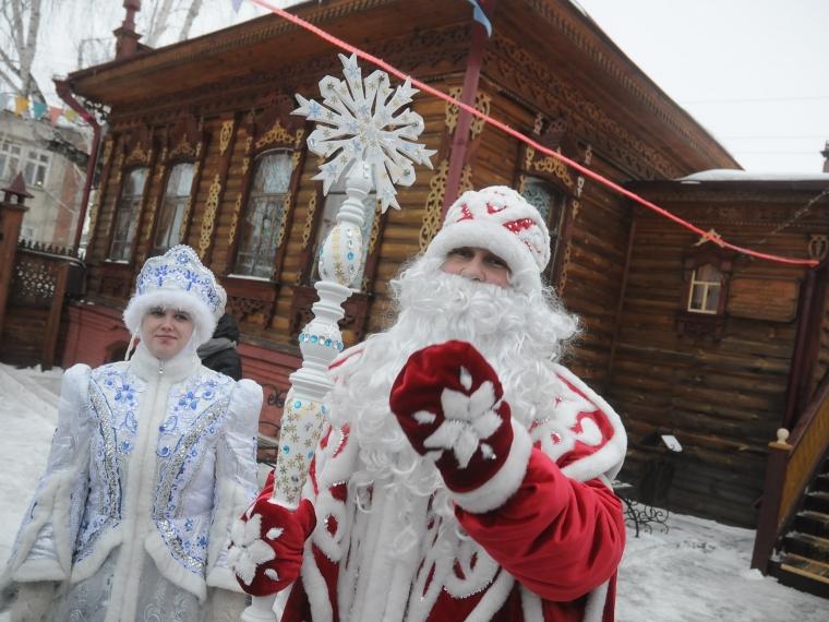 Как попасть к сибирскому Деду Морозу и при этом сэкономить семейный бюджет