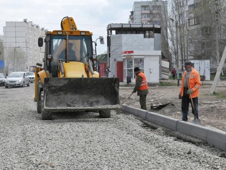 Омичам предлагают определиться с первоочередным ремонтом дорог