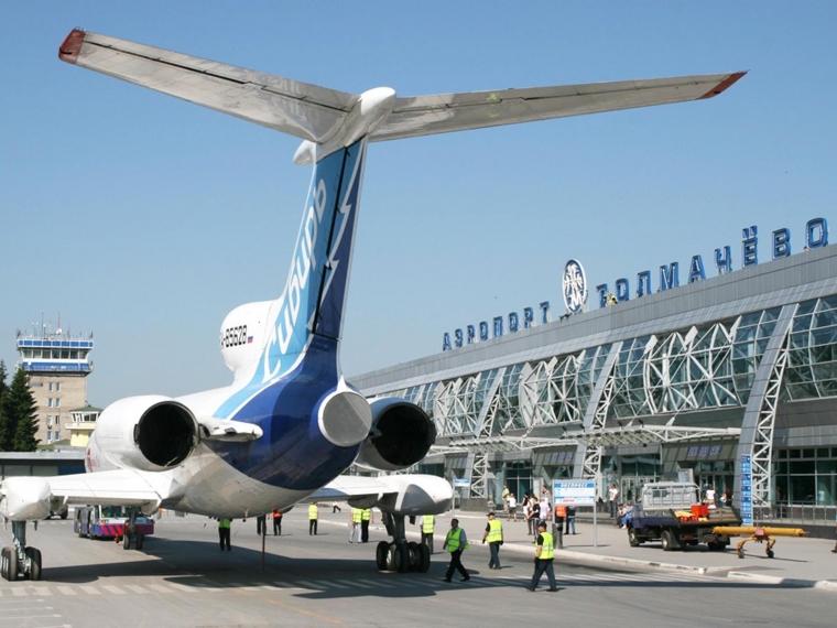 Причины аварийной посадки Boeing в Новосибирске выяснит следствие