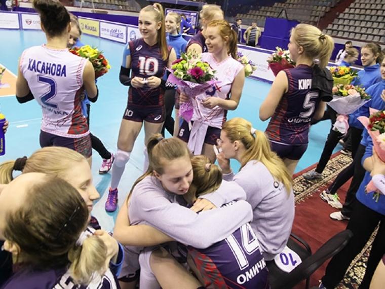 «Омичка» больше небудет выступать вчемпионате РФ — провал омского волейбола