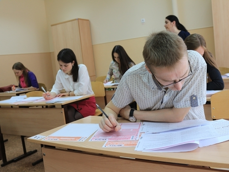 Внынешнем году  вКарелии нет «двоек» заЕГЭ по зарубежному  языку