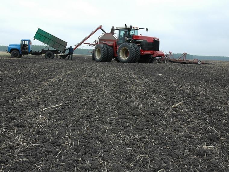 Воронежские аграрии готовятся к весенней посевной: в этом сезоне им предстоит побороться за урожай