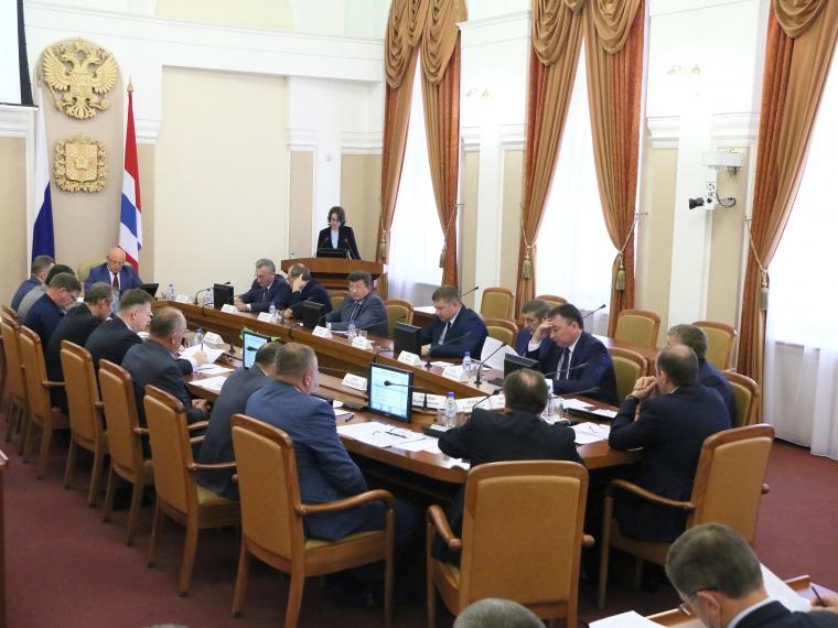 Развитие конкуренции в Омской области обсудили на инвестиционном совете #Экономика #Омск