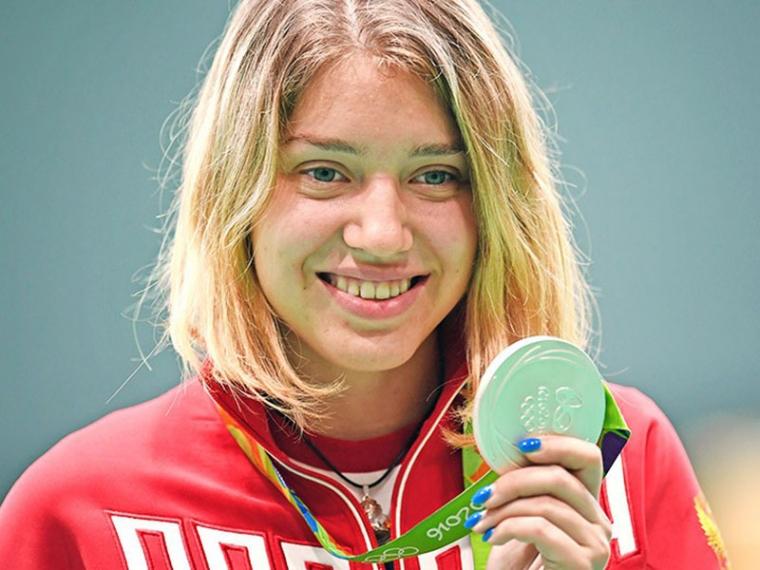 Омичка Виталина Бацарашкина несмогла взять вторую медаль наОлимпиаде вРио