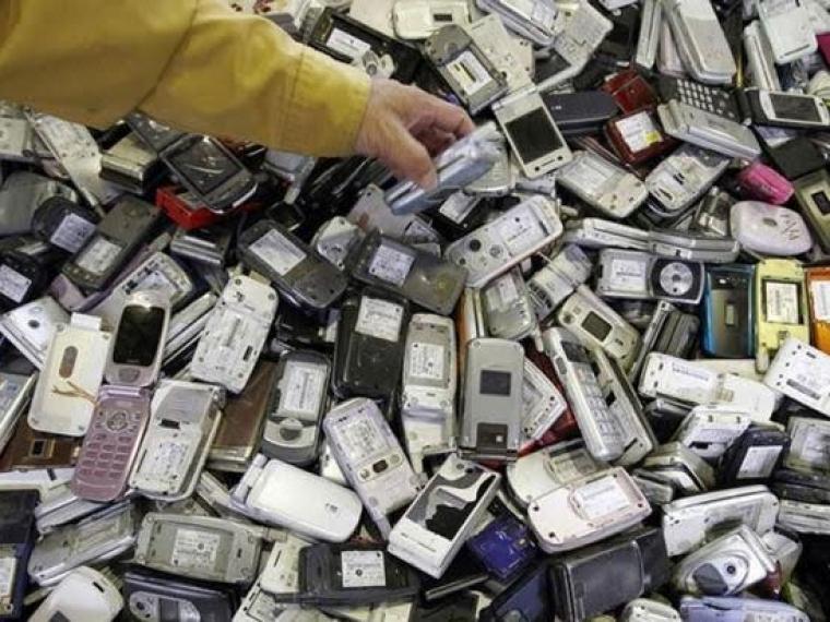 Медали для Олимпиады-2020 сделают изстарых телефонов