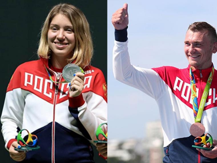 19-летняя омичка после победы наОлимпиаде стала заслуженным мастером спорта