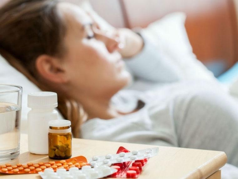 Рост заболеваемости ОРВИ наБрянщине занеделю превысил 50 процентов