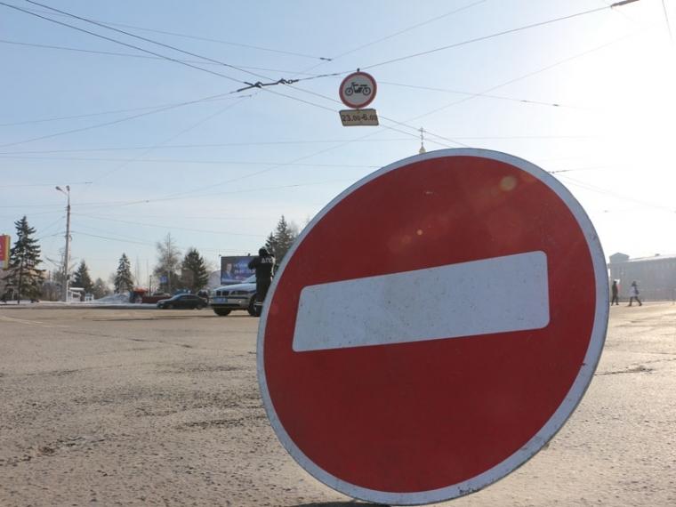 Улицы Омска перекроют из-за праздника Курбан-Байрам