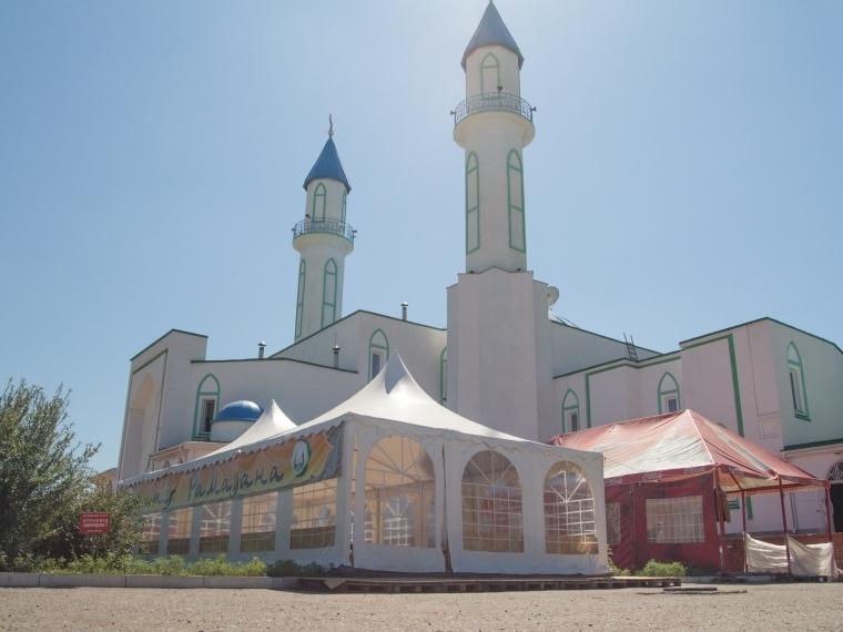 Сегодня мусульмане празднуют Курбан-байрам