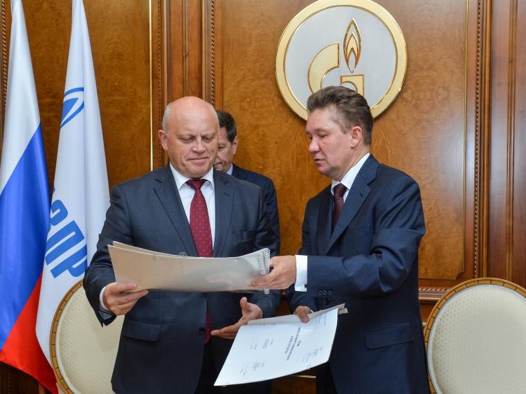 ВРостовской области к 2020-ому году планируют газифицировать 245 населенных пунктов