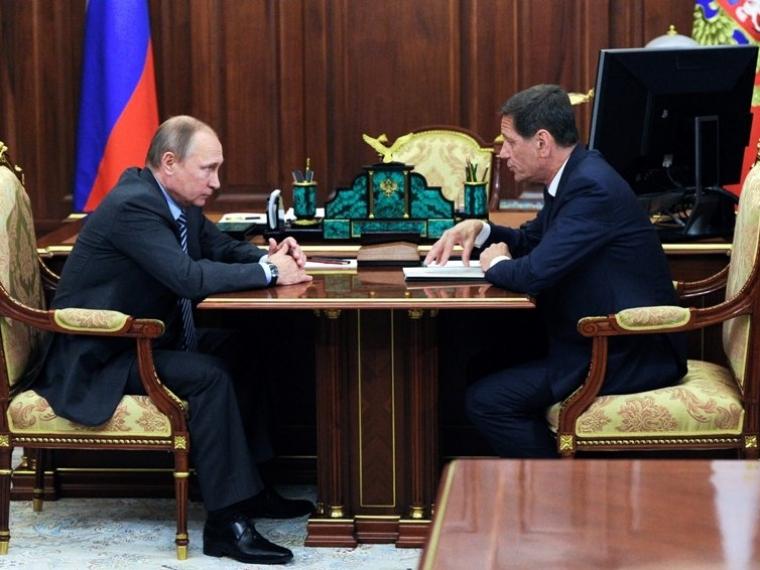 Владимир Путин оценил развитие омского спорта