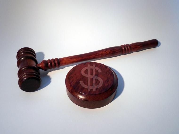 В РФ растет число банкротств юридических лиц