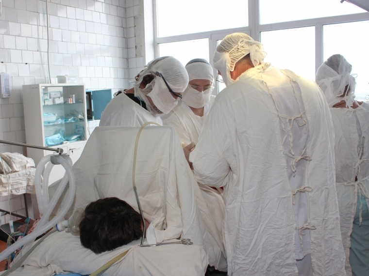 ВТаре начали делать операции поэндопротезированию суставов