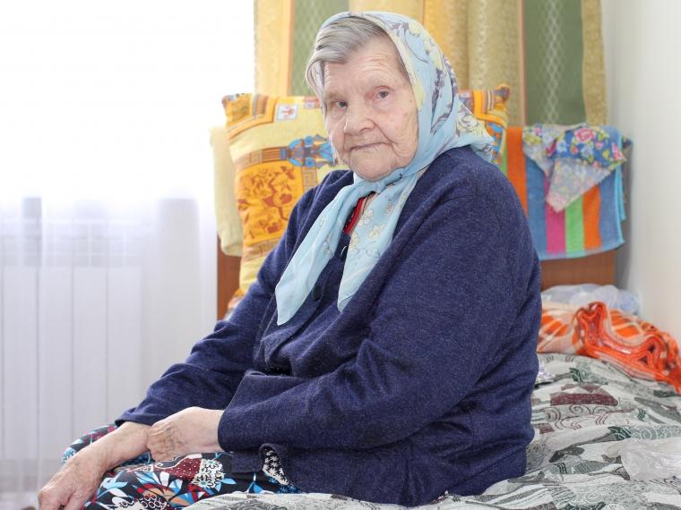 Для пенсионеров открыли новый пансионат вНижнеомском районе