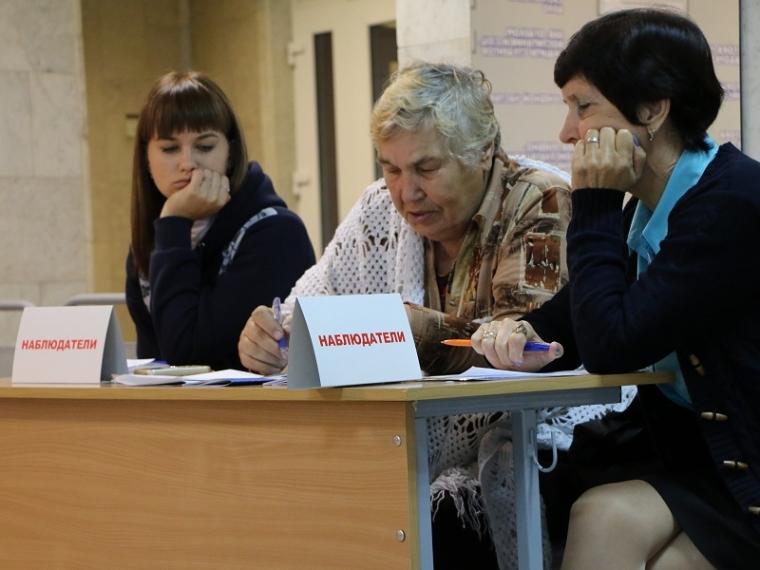 Запервые два часа проголосовали чуть неменее 5 процентов граждан Омской области