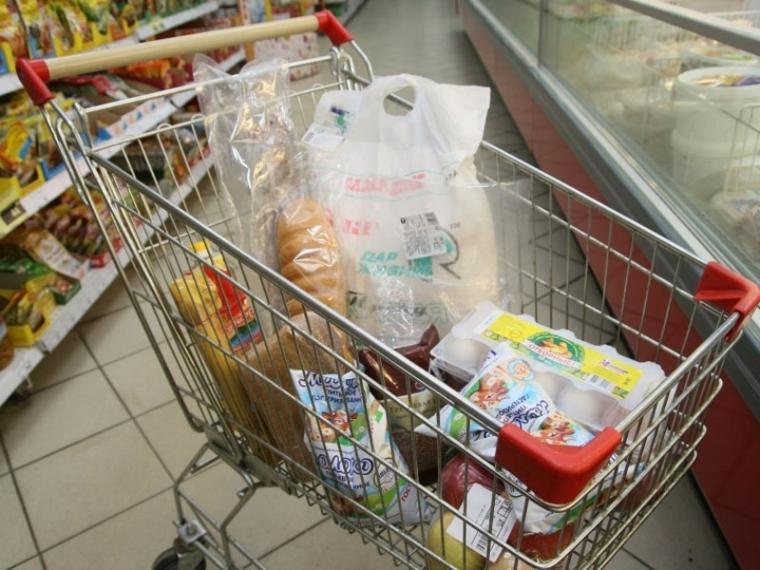 Заавгуст минимальный набор продуктов упал вцене на19 руб.