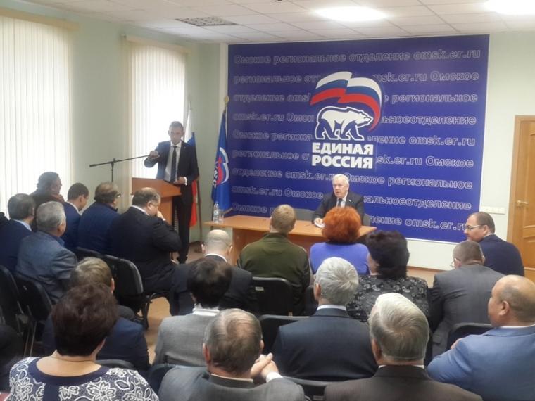 «Единая Россия» вЧелябинской области отложила ротацию кадров доконца декабря