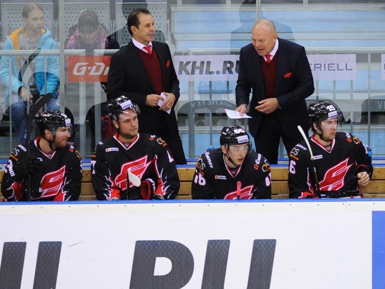 ЦСКА обыграл «Авангард» вматче стабильного  чемпионата КХЛ