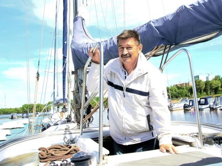 Капитан яхты «Сибирь» прочтет омичам географический диктант