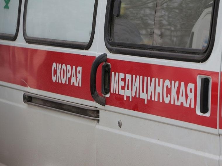 Натрассе Омск— Тара маршрутка спассажирами врезалась вЗИЛ