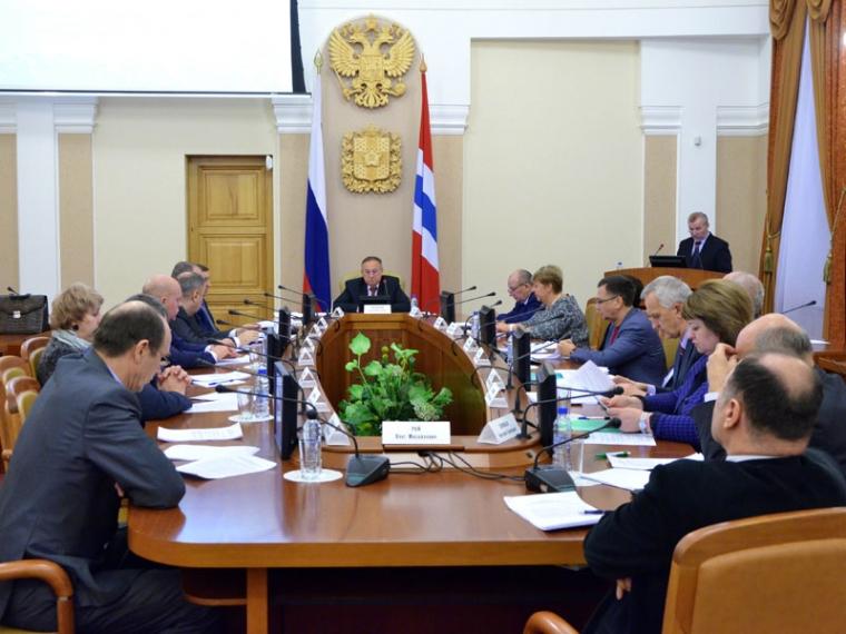 ВОмской области обсудили развитие системы высшего образования