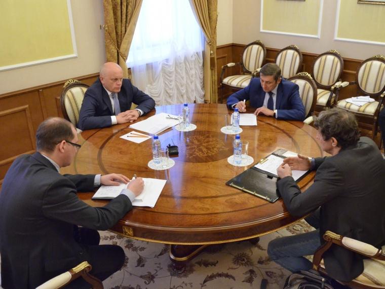 Губернатор Назаров поправит Стратегию развития Омской области