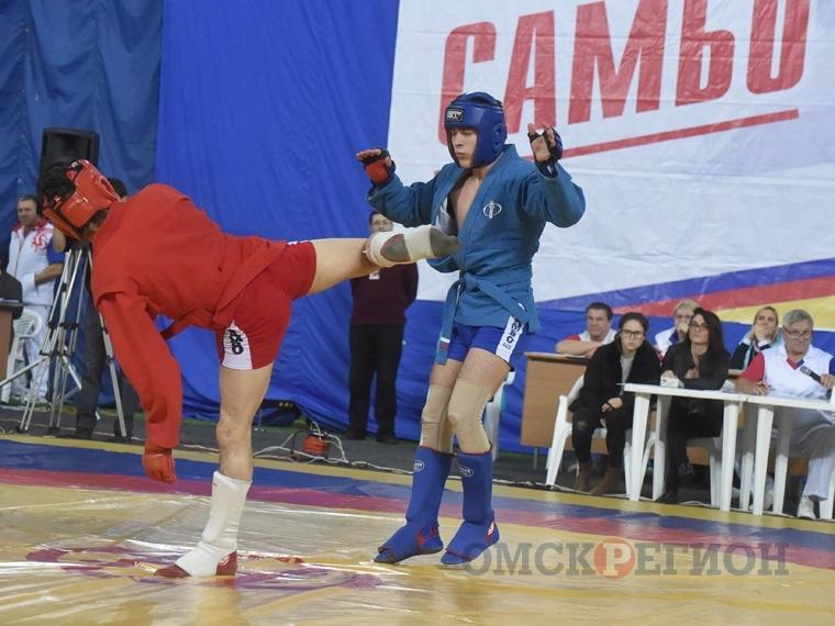 Омские кадеты отметят Всероссийский день самбо