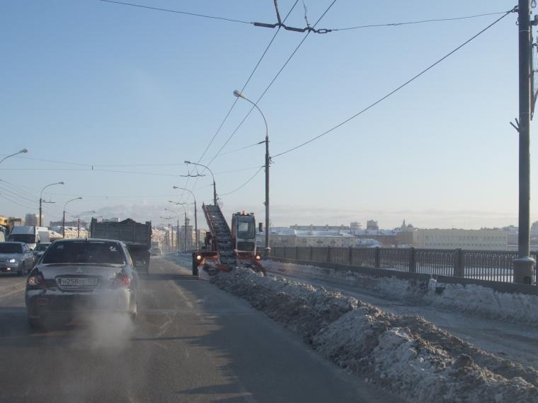 Генпрокуратура требует провести специальный осмотр 2-х мостов вОмске