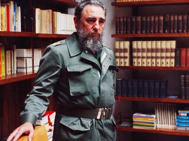 Напохороны Фиделя Кастро вместо В.Путина отправится Володин