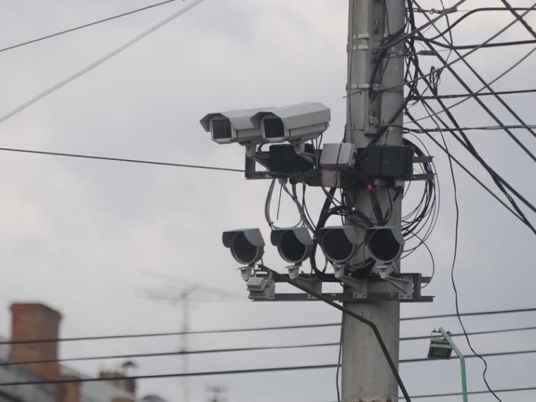 ВОмской области уменьшилось количество ДТП из-за видеофиксации