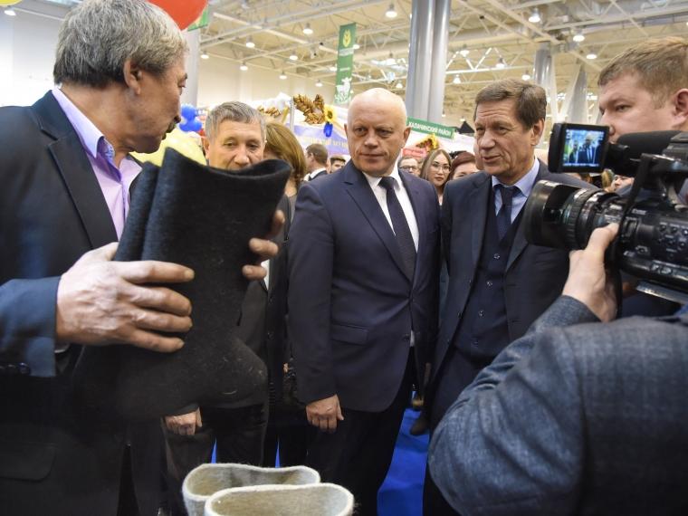 ВОмске открылась «Сибирская агропромышленная неделя»