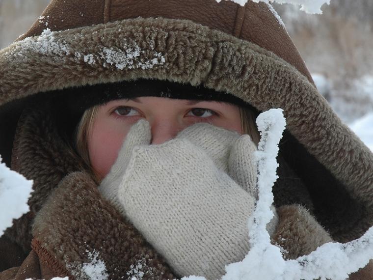 ВОмскую область придут 38-градусные морозы