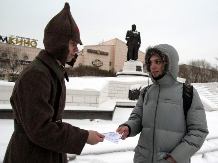 ВКалининграде отметили День Героев Отечества