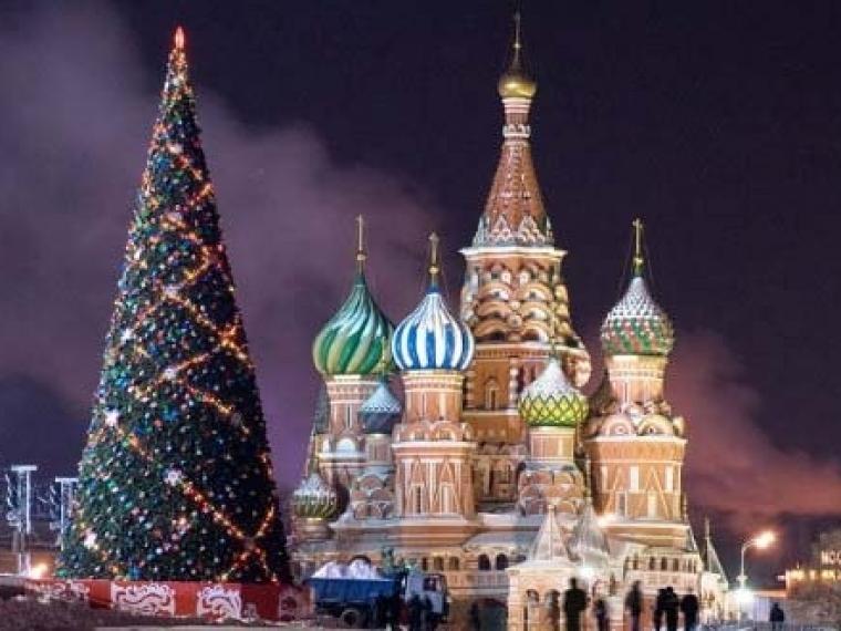 Зауральские дети поехали нановогоднюю елку в столицу России