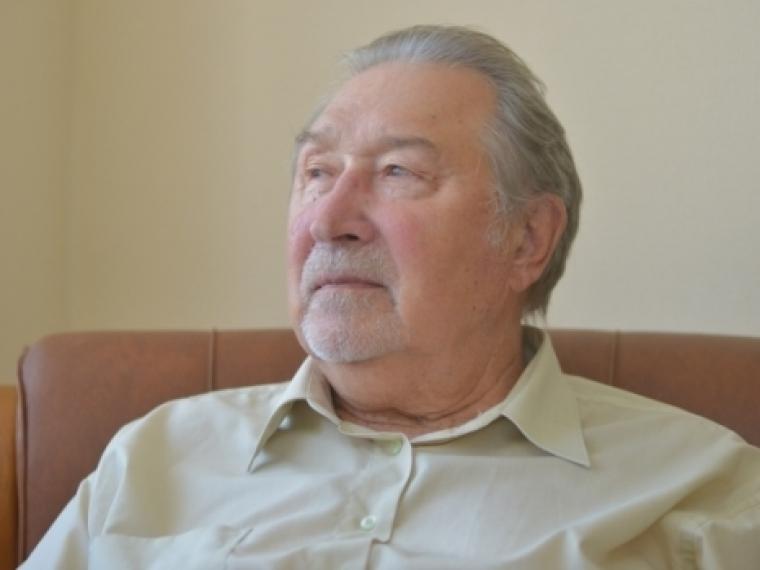 ВОмске скончался Юрий Глебов