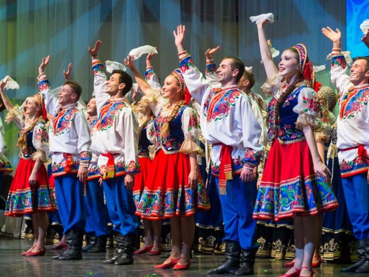 Омский хор выступит перед Путиным наоткрытии зимней универсиады вАлматы
