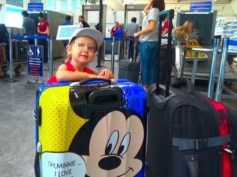ВОмске отыскали «похищенного» изФранции ребёнка
