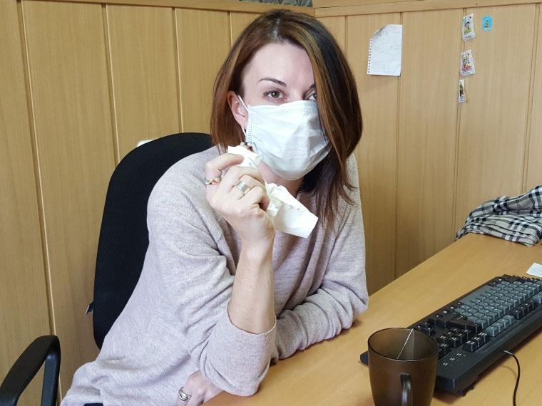 ВОмской области выявили грипп у двенадцати человек