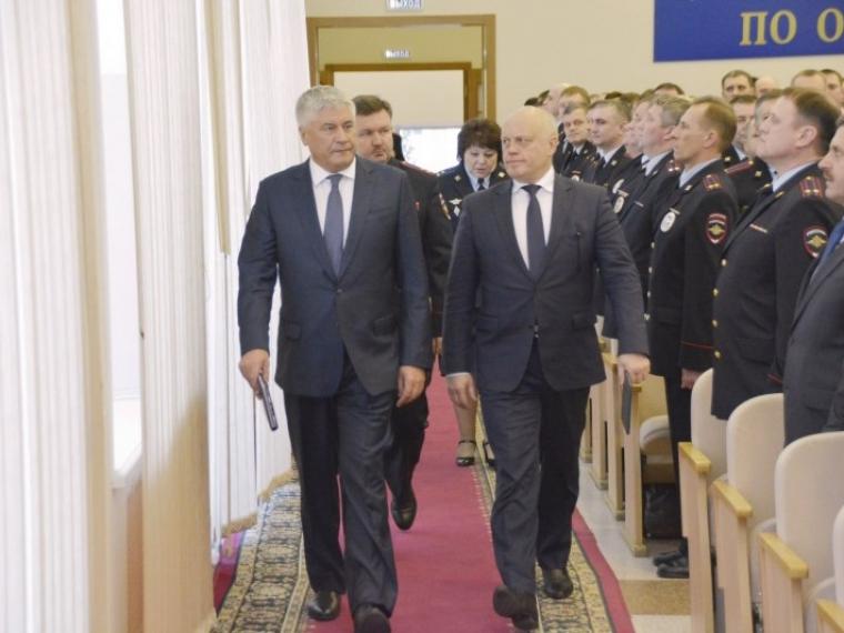 Руководитель МВД РФ Колокольцев представит нового начальника омской милиции