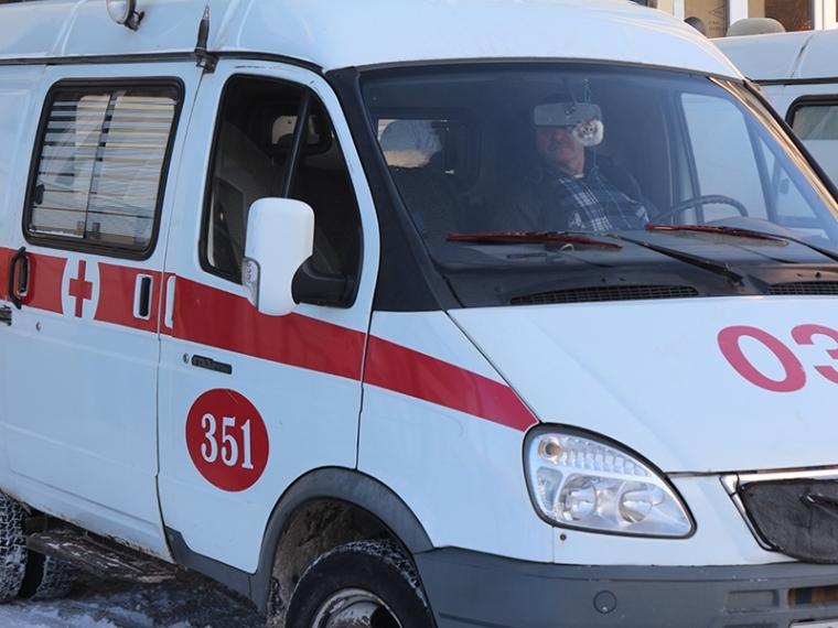 Четырехлетний ребенок скончался подороге в поликлинику вОмской области