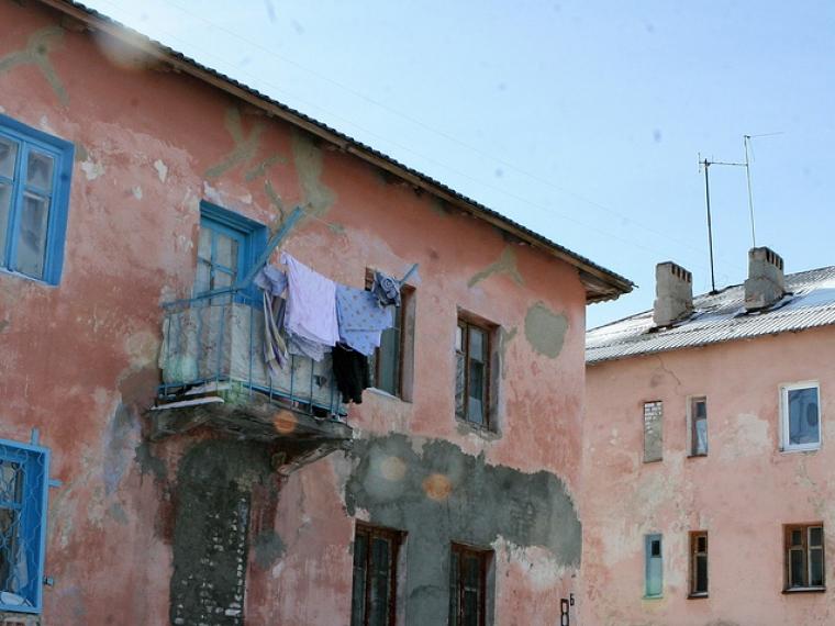 Клету 1 млн граждан России расселят изаварийного жилья