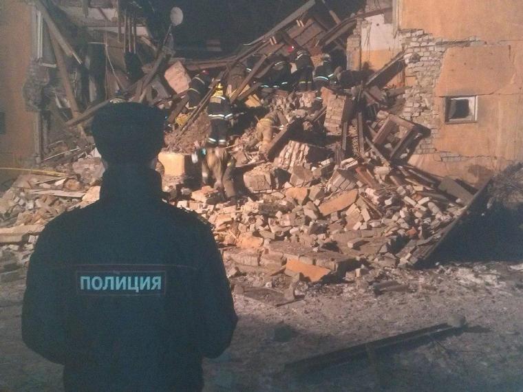 Мэрия Омска проведёт проверку пофакту обрушения дома вовтором Путевом переулке